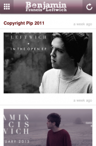 Benjamin francis leftwich app 1