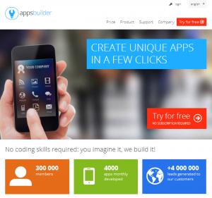 AppsBuilder-Home