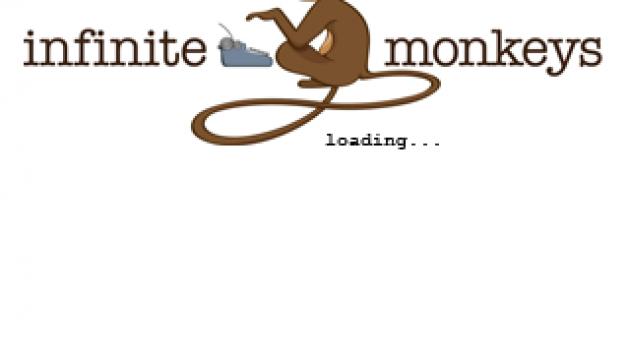 infinite monkeys app